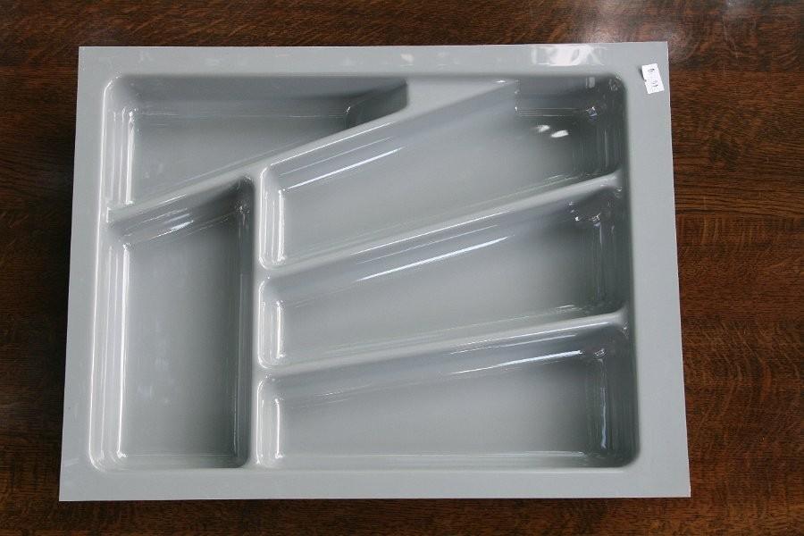 Wkład szuflady 430x40 aluminium (33cm x 43cm x 5cm)