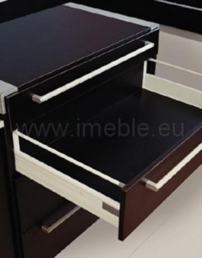 Prestige Box wysoki z relingami L-450