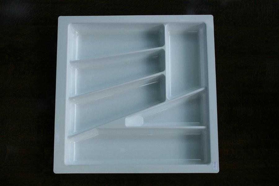 Wkład szuflady 430x50 biały (43cm x 43cm x 5cm)