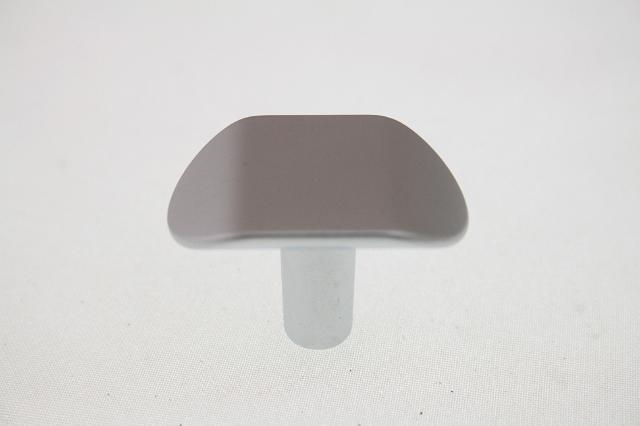 gałka meblowa A-472-G6 aluminium, nomet