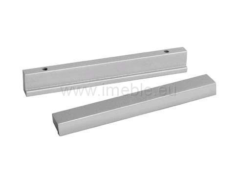 Uchwyt AA06/128 aluminium