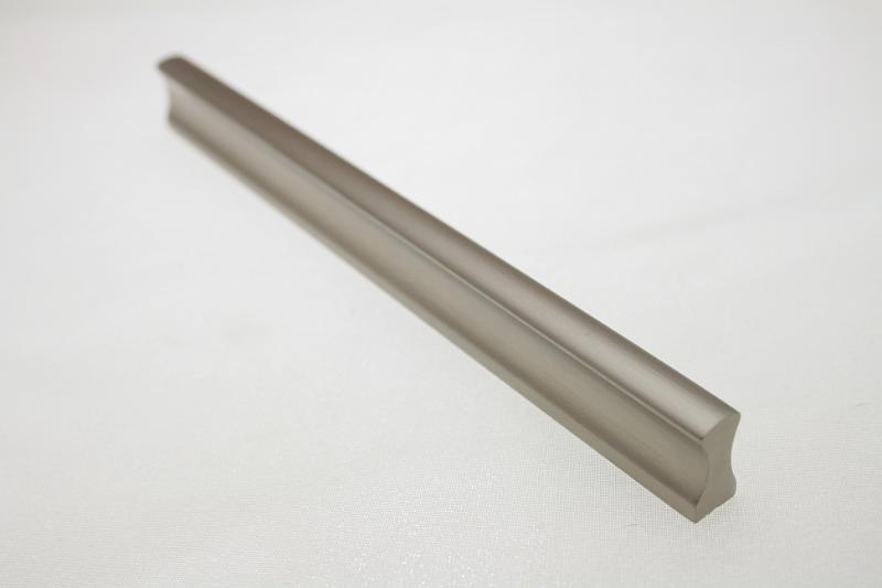 Uchwyt meblowy AA07/128 szlif, inox, rozstaw 128mm, GTV