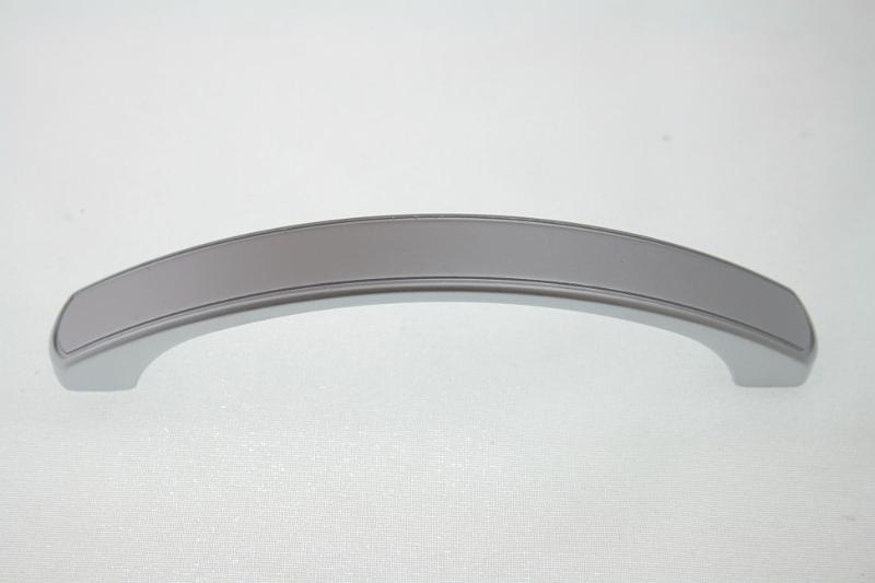 Uchwyt meblowy C-1053-G6, 96mm, aluminium, nomet