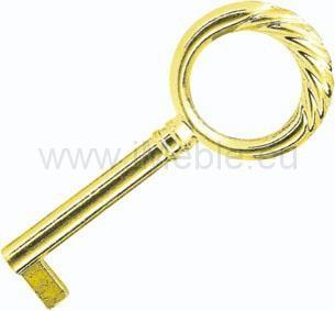 klucz E-261 złoto