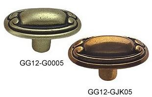 gałka meblowa GG1208 aluminium, gamet