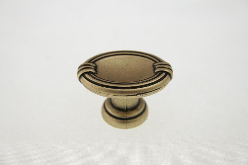 gałka meblowa GG3205 stare złoto, gamet