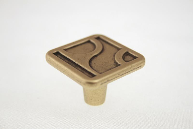 gałka meblowa GR1605 stare złoto, gamet