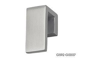 gałka meblowa GS9207 szlif, inox, gamet