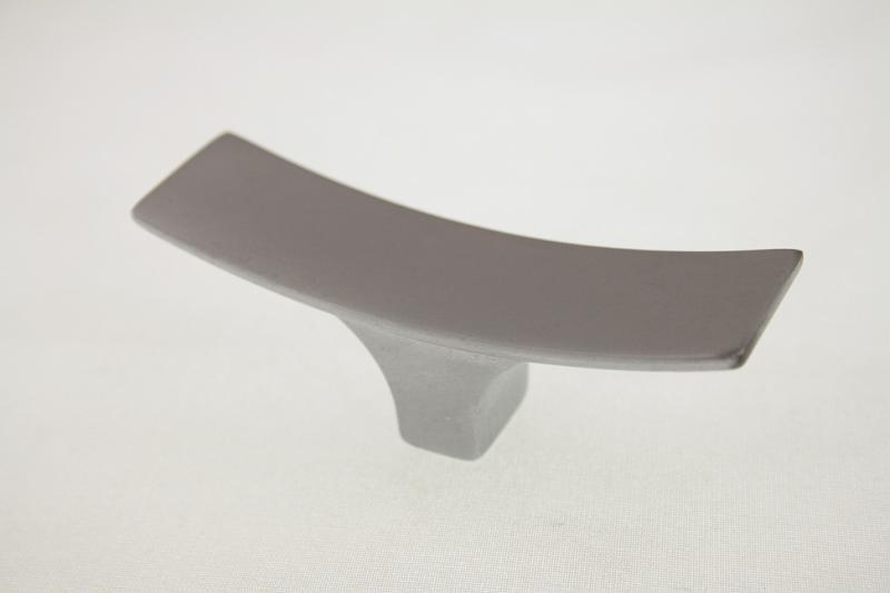 gałka meblowa GU2208 aluminium, gamet
