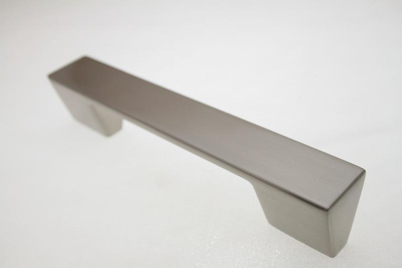 Uchwyt meblowy K.UZ6307/160 (UU25) szlif, rozstaw 160mm, GTV