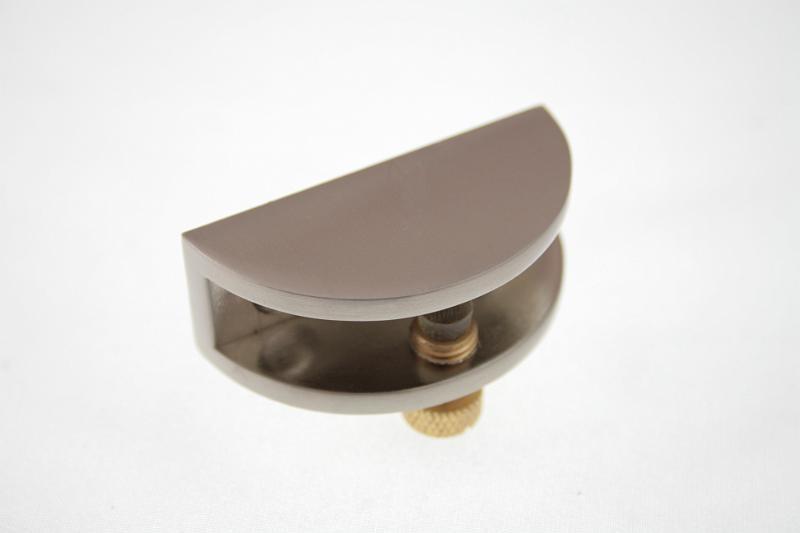 PODPORA, mocowanie półki MP0107 szlif, inox, gamet