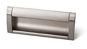 Uchwyt meblowy wpuszczany UA-08 / 160mm aluminium