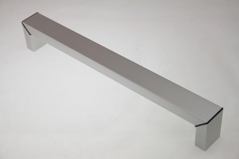 Uchwyt meblowy UA1708 A0C00, P30, 192mm, aluminium, gamet