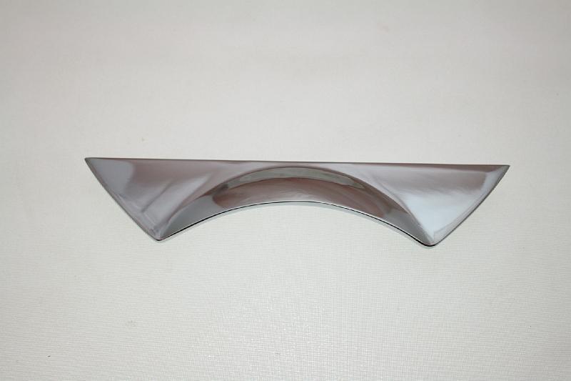 Uchwyt meblowy wpuszczany UN60/96mm chrom