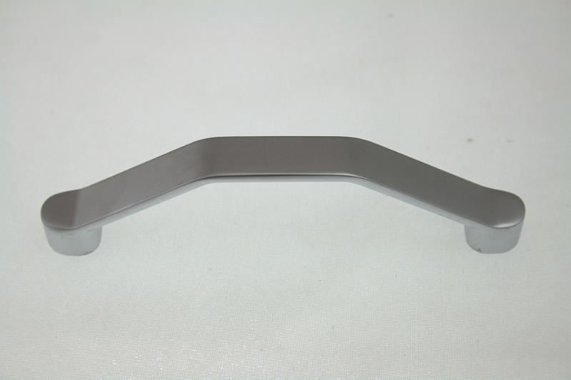 Uchwyt meblowy UU3808, 96mm, aluminium, gamet