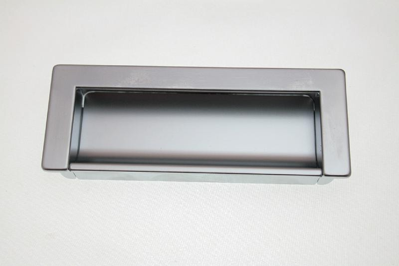 Uchwyt meblowy wpuszczany C-1753/96mm aluminium