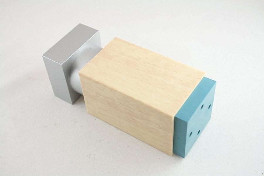Noga kwadratowa, TW.H-100, KLON-ALUMINIUM