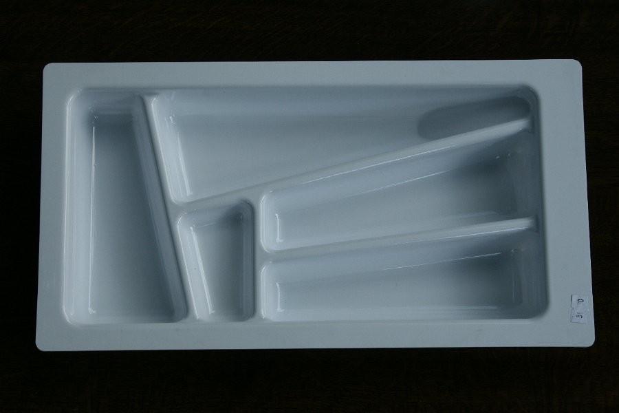 Wkład szuflady 430x30 bialy (23cm x 43cm x 5cm)