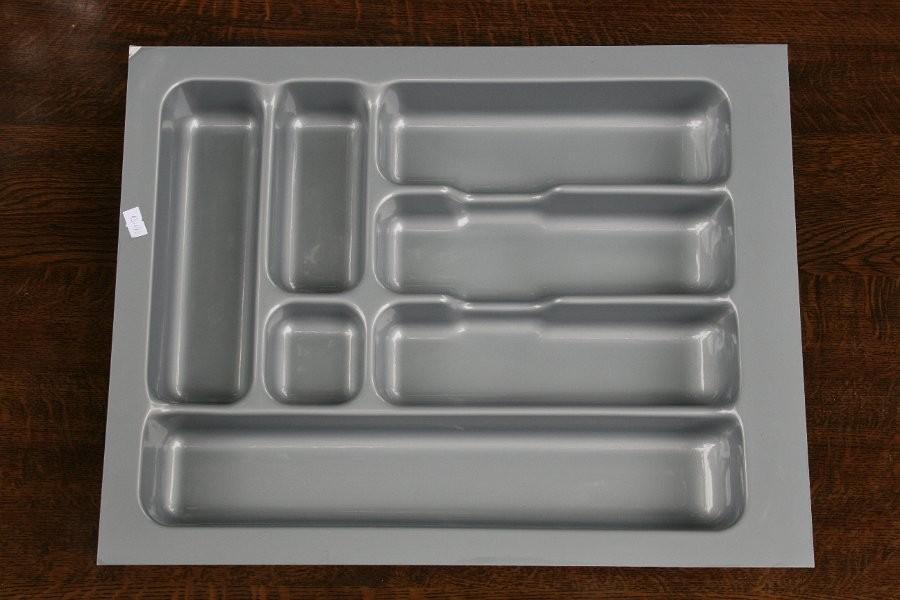 Wkład szuflady 490x45 aluminium (38,5cm x 49cm x 5cm)