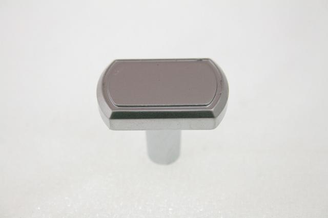 gałka meblowa A-414-G6 aluminium, nomet