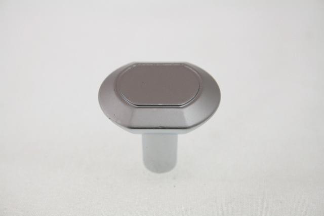 gałka meblowa A-424-G6 aluminium, nomet