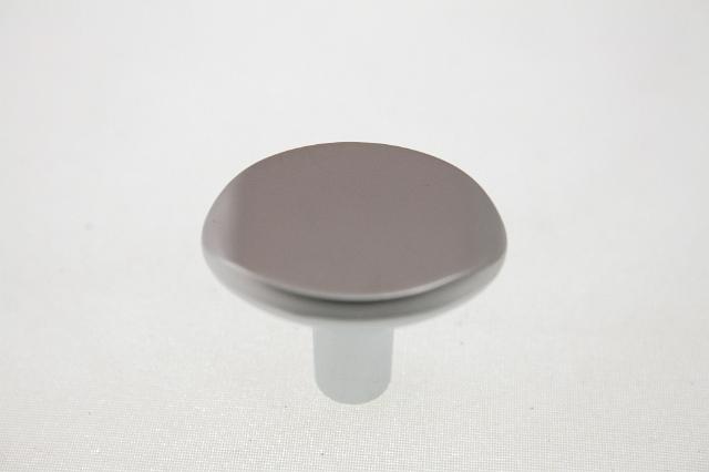 gałka meblowa A-484-G6 aluminium, nomet