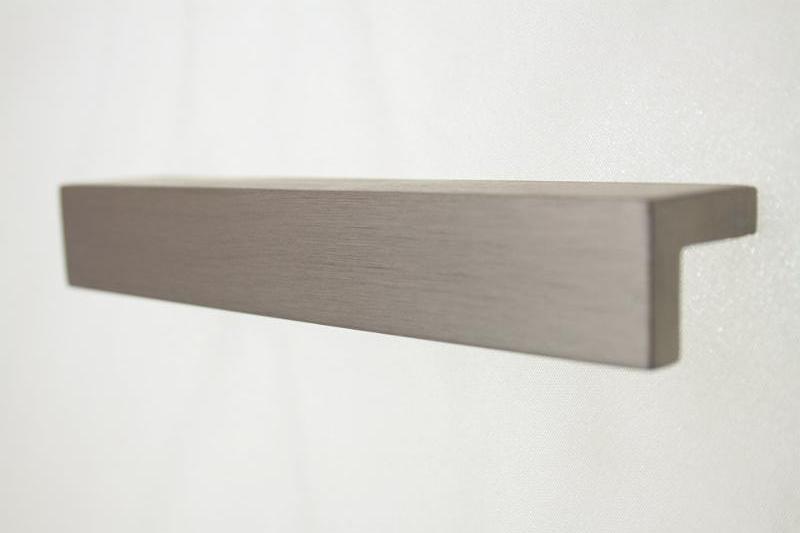 Uchwyt meblowy AA03/96 szlif, rozstaw 96mm, GTV