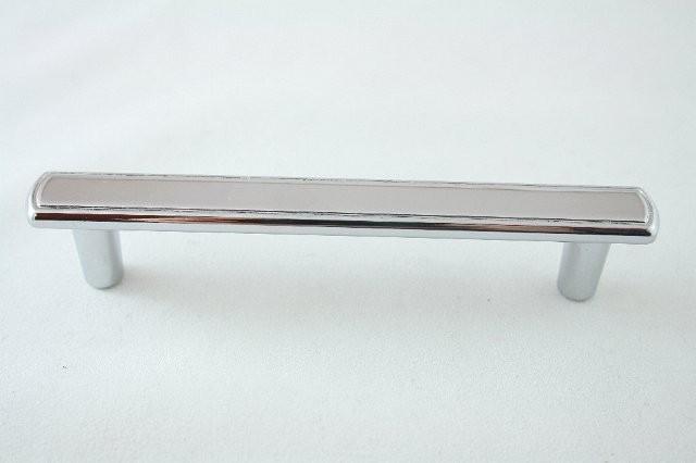Uchwyt meblowy  C-1044-G2, 128mm, chrom, nomet