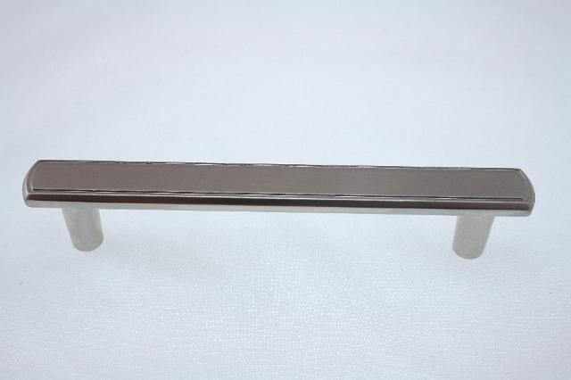 Uchwyt meblowy  C-1043-G5, 96mm, satyna, nomet