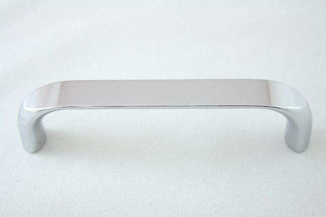 Uchwyt meblowy  C-1084-G2, 128mm, chrom, nomet