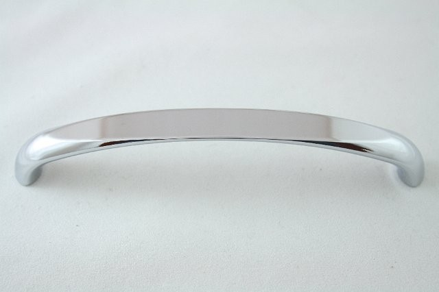 Uchwyt meblowy  C-1094-G2, 128mm, chrom, nomet