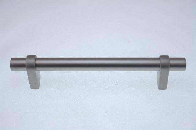 Uchwyt meblowy prętowy C-263-G5/G5, 96mm, satyna, nomet