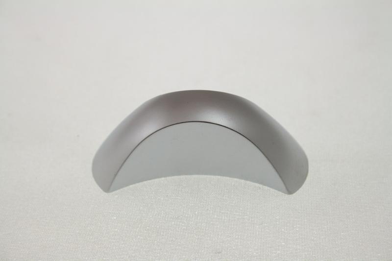 Uchwyt meblowy C-541-G6, aluminium, nomet