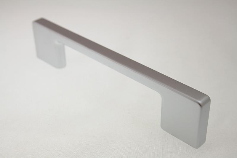 Uchwyt meblowy C-763-G6,96mm aluminium, nomet