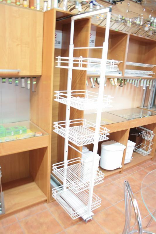 Kosz Cargo Maxi 40 białe 5-poziomowe