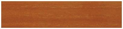 Obrzeże PCV 42mm/2,0mm 100mb ORZECH JASNY 09_1 bez kleju