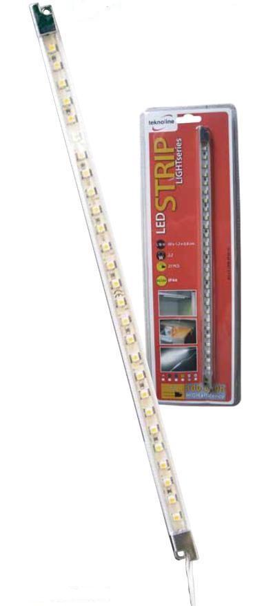 Oświetlenie LED Listwa Chrom 2,2W