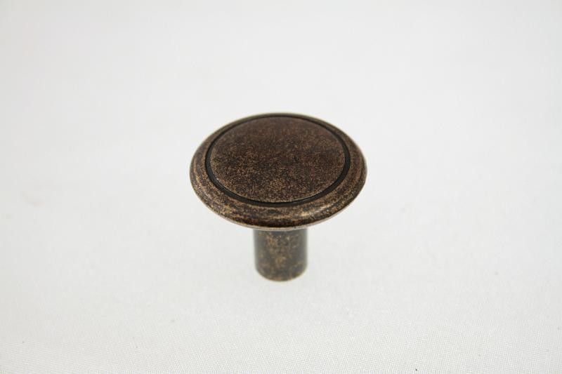 gałka meblowa GA0305 stare złoto, gamet