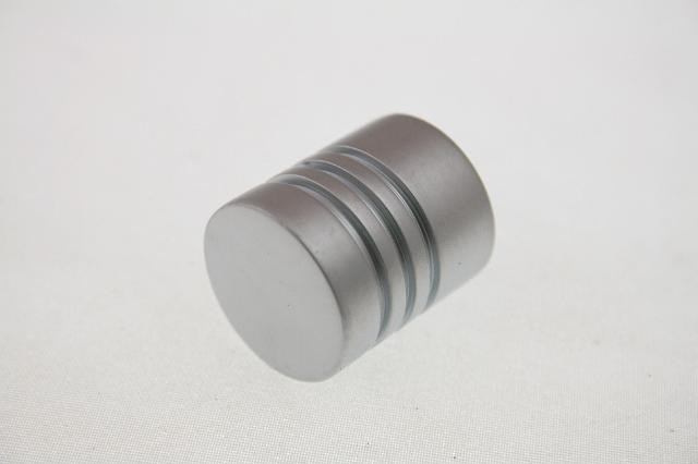gałka meblowa GA2708 aluminium, gamet