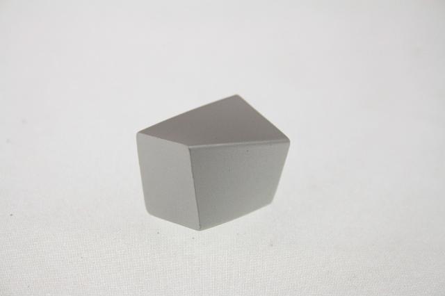 gałka meblowa GL0608 aluminium, gamet