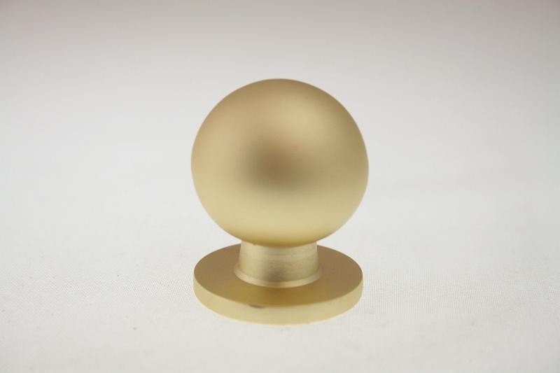 gałka meblowa GN3203 złoto matowe, gamet