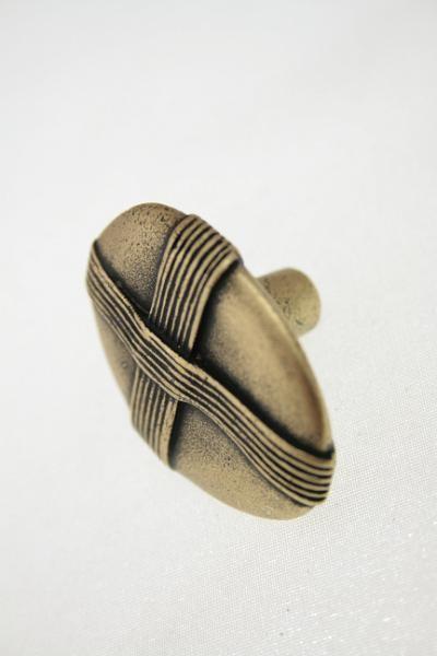 gałka meblowa GR0105 stare złoto, gamet