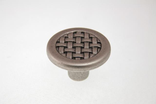 gałka meblowa GR08-011, stare srebro, gamet