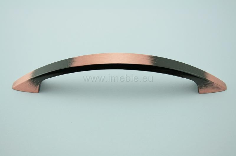 uchwyt meblowy US2701/D/96 miedź rozstaw 96mm