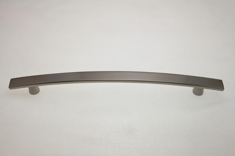 Uchwyt meblowy UU7007/160, satyna, rozstaw 160mm