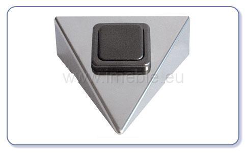 Łącznik/włącznik/wyłącznik trójkąt szlif