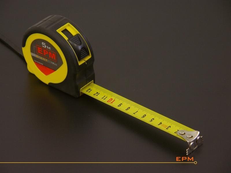 Metr, miara zwijana 5m/19mm