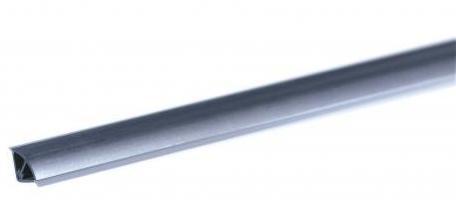 Mini listwa maskująca MRK 495-203 - aluminium 1,5m szt