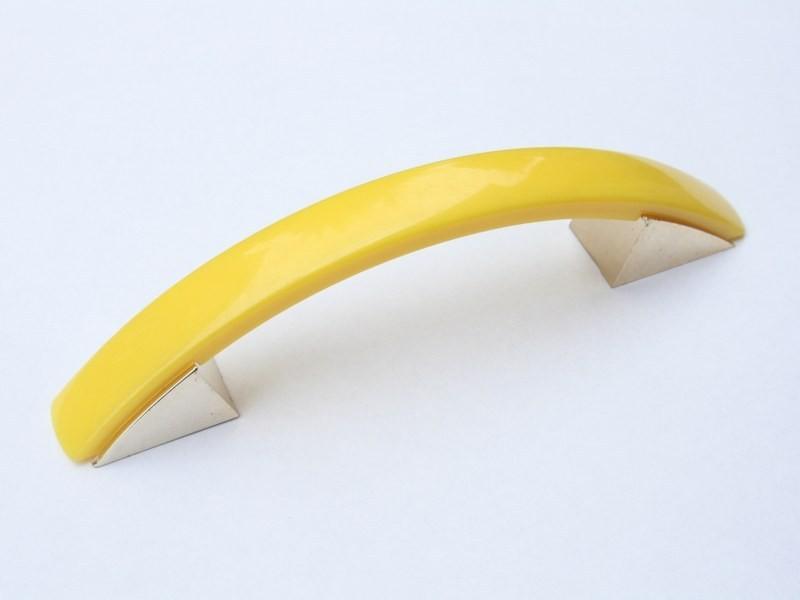 Uchwyt meblowy N-96 żółty
