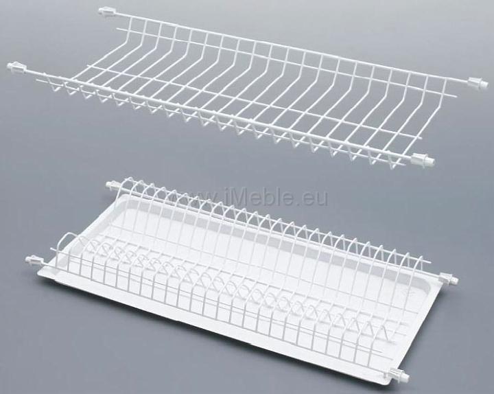 Ociekarka Standard 40 biały